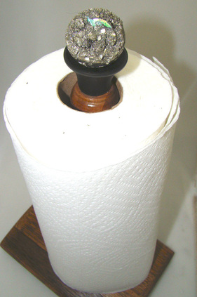 Paper Towel Holder Gemstone Door Hardware Amp Spheres
